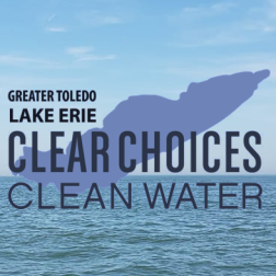 Clear Choices Clean Water Lake Erie - badge image