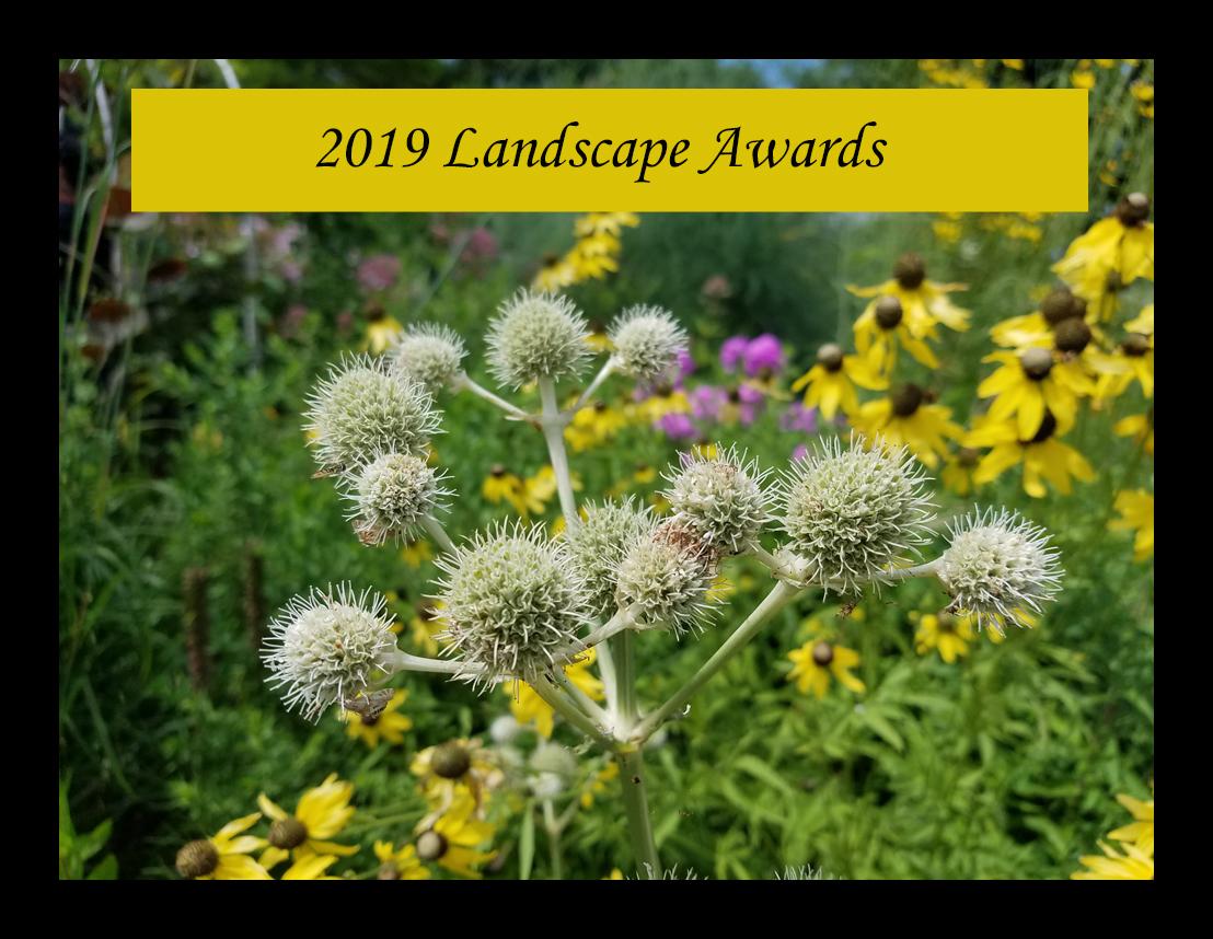 2019 landscape awards banner